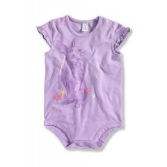 Infant Girls' Somebunny Loves Me Bodyshirt