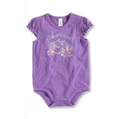 Infant Girls' Flower Power Bodyshirt