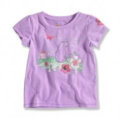 Toddler Girls' Happy Garden Tee