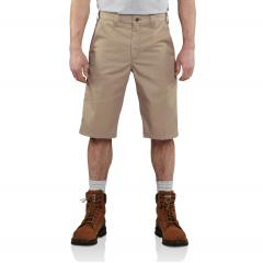 Men's Twill Cell Phone Work Short - 13 Inch Inseam