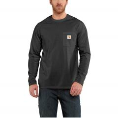 Men's Force Cotton Long-Sleeve T-Shirt