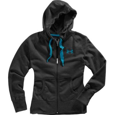 Under Armour Women's Charged Cotton Storm Full Zip Hoody