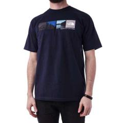 Men's Short Sleeve Four Square Tee