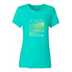 Women's Short Sleeve National Parks Tee