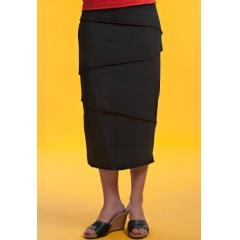 Women's Inspired Layered Skirt