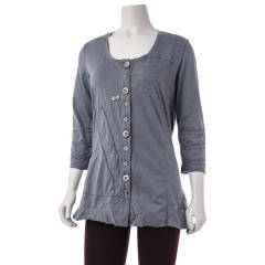 Women's Eco Three Quarter Sleeve Shirt