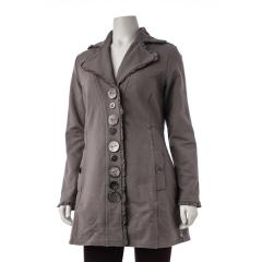 Women's Eco Ruffle Jacket