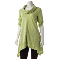 Women's Peace Cowl Tunic