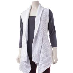 Women's Eco Waterfall Tunic Vest