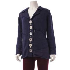Women's Cultural Patched Blazer