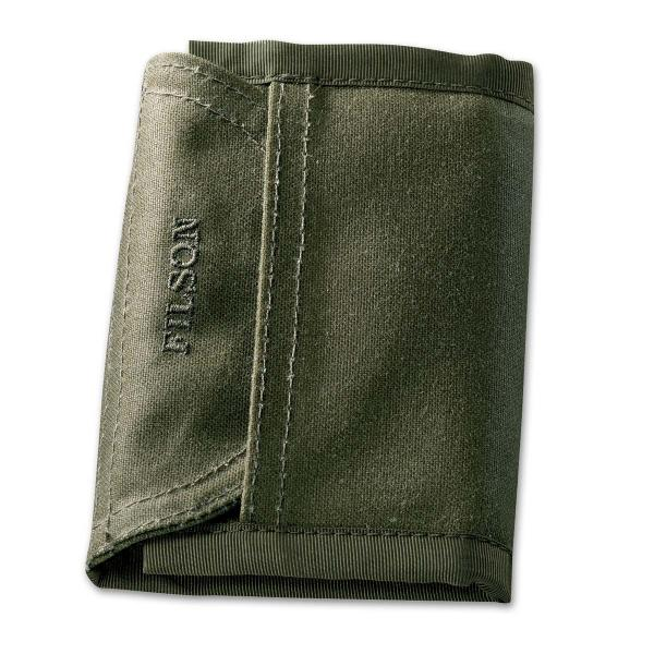 Filson Oil Tin Trifold Wallet