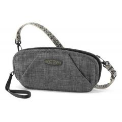 Women's Hazel Wristlet Wallet Cross Hatch