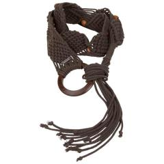 Women's Tassle Belt