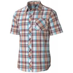 Men's Dexter Plaid Short Sleeve