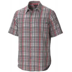 Men's Byron Plaid Short Sleeve