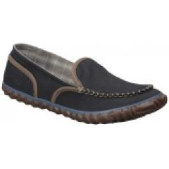 Women's Tremblant Canvas Moc Black