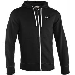 Under Armour Men's Charged Cotton Storm Transit Full Zip Hoody