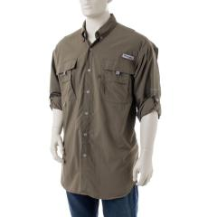 Columbia Men's PFG Bahama II Long Sleeve Shirt Tall