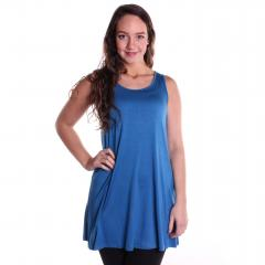 Women's Sleeveless Tunic Top