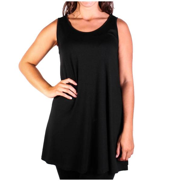 Comfy USA Women's Sleeveless Tunic