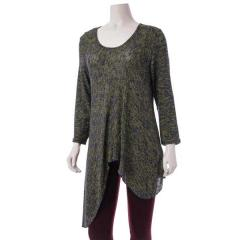 Women's Angela Tunic Top Sweater Knit