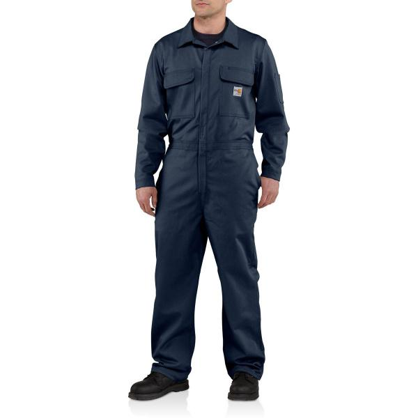 Carhartt Men's Flame-Resistant Traditional Twill Coverall