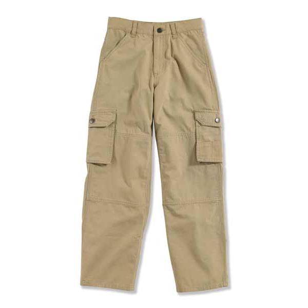 Carhartt Boys' Cargo Pocket Dungaree