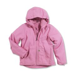 Carhartt Girls' Redwood Jacket - Sherpa Lined