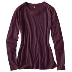 Carhartt Women's Calumet Long Sleeve Crewneck