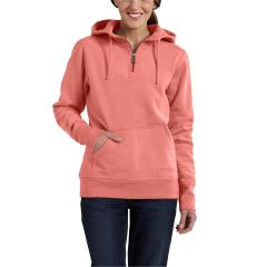 Women's Clarksburg Quarter-Zip Sweatshirt