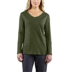 Women's Calumet Long Sleeve V-Neck