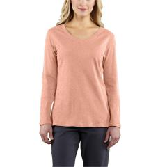 Carhartt Women's Calumet Long Sleeve V-Neck