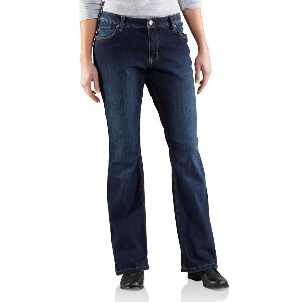 Carhartt Women's Relaxed Fit Denim Jasper Jean