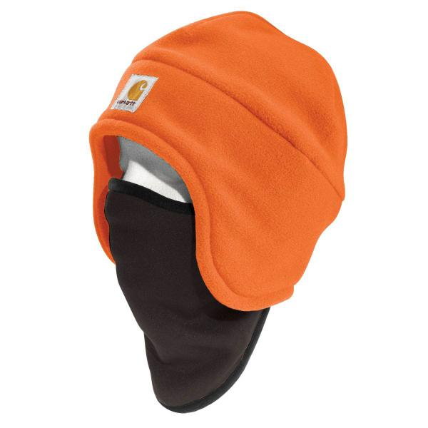 Carhartt High-Visibility Color Enhanced Fleece 2-in-1 Hat