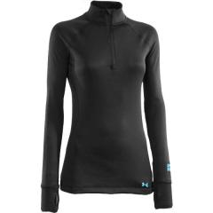 Women's UA BASE 3.0 Quarter Zip