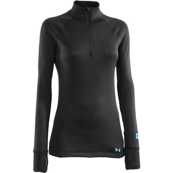 Under Armour Women's UA BASE 3.0 Quarter Zip