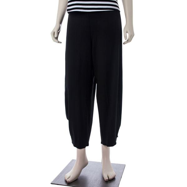 Comfy USA Women's Flat Front Ankle Pant