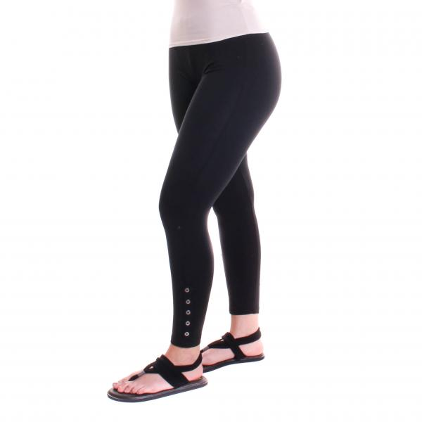 Comfy USA Women's Button Legging
