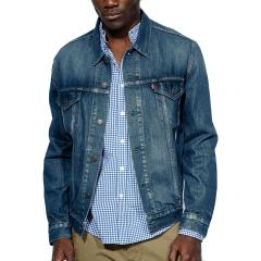 Men's Relaxed Trucker Jacket