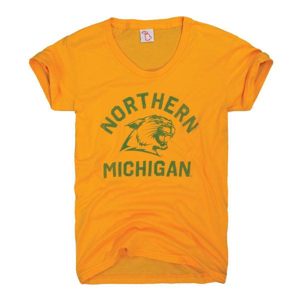 The Mitten State Women's Northern Michigan Wildcats