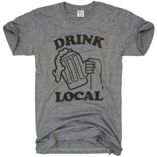 The Mitten State Men's Drink Local