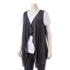 Women's January Vest Space Dye Knit