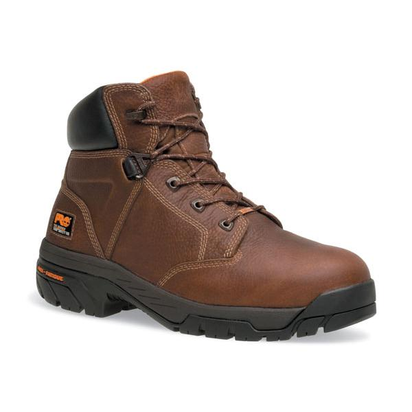 Timberland Men's Pro Helix 6 Inch Titan Safety Toe Waterproof