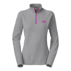 Women's Glacier Quarter Zip - Discontinued Pricing