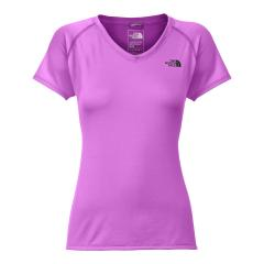 Women's Short Sleeve Reaxion Amp V-Neck Tee