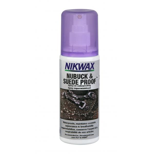 Nikwax Nubuck & Suede Spray-On