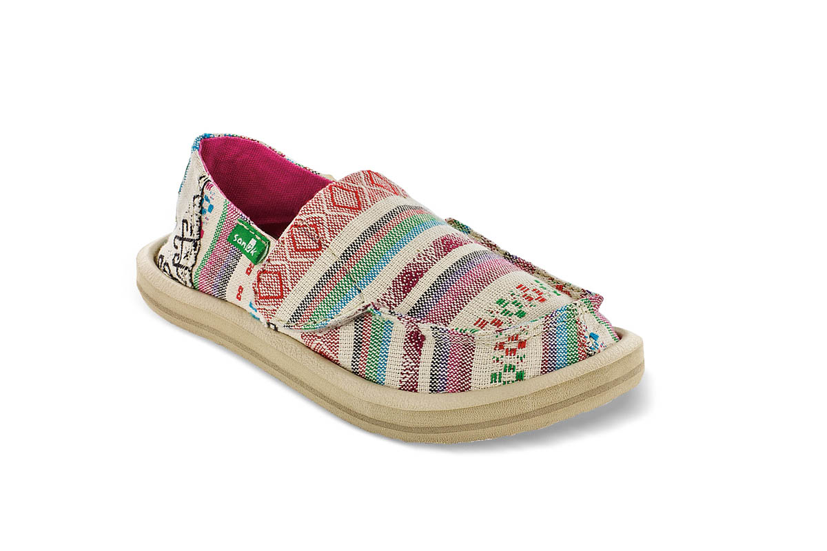 Sanuk Toddler Girl's Donna