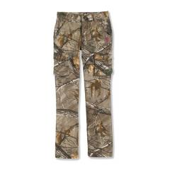 Girls' Washed Printed Real Tree Xtra Pant