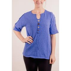 Women's Split Neck Pullover