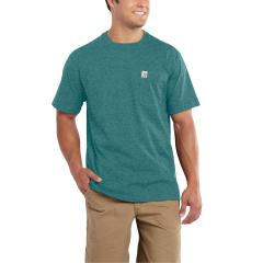 Carhartt Men's Maddock Pocket Short-Sleeve T-Shirt